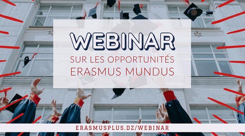 Webinaire Erasmus Mundus
