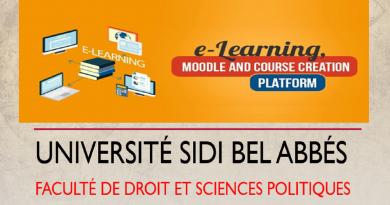 Création des Cours E-learning