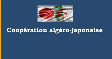 Coopération algéro-japonaise