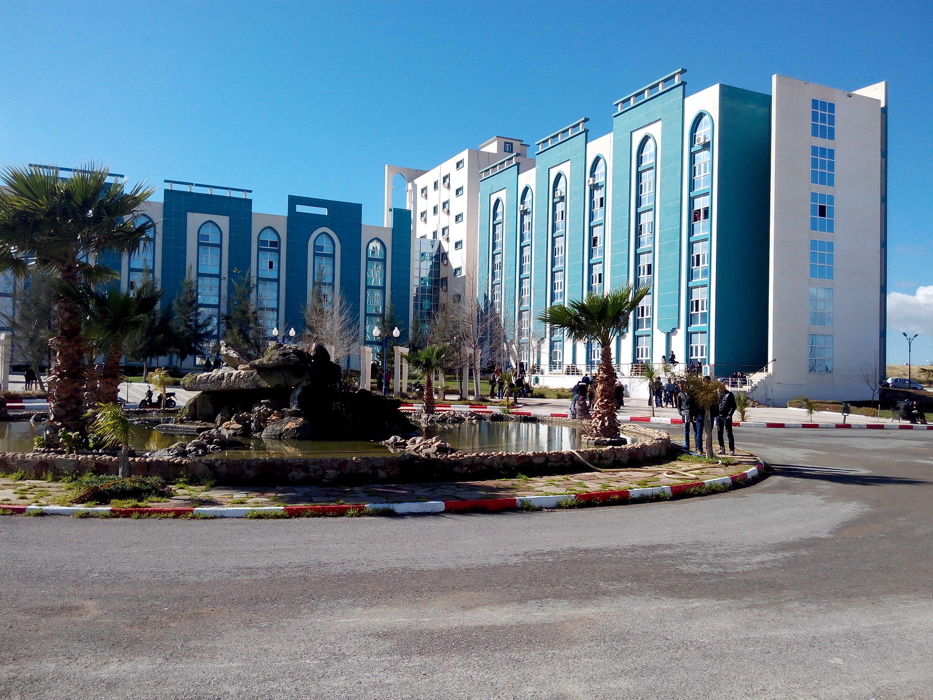 Faculté des Lettres, des Langues et des Arts, Université Djilalli Liabès, Sidi Bel Abbès (Algérie)